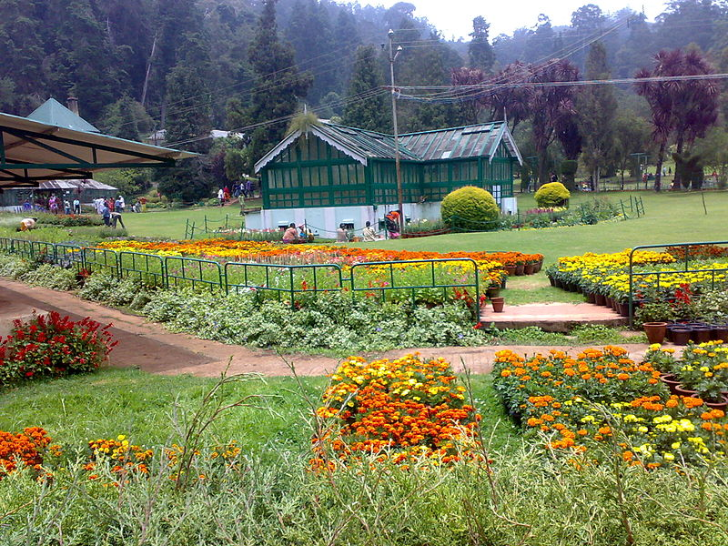 Bangalore to Ooty Cabs