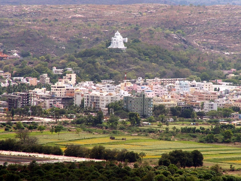 Bangalore to Puttaparthi Cabs